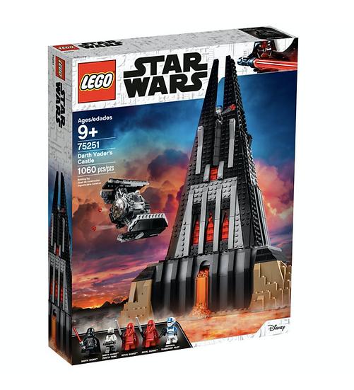 LEGO 75251 - Castillo de Darth Vader