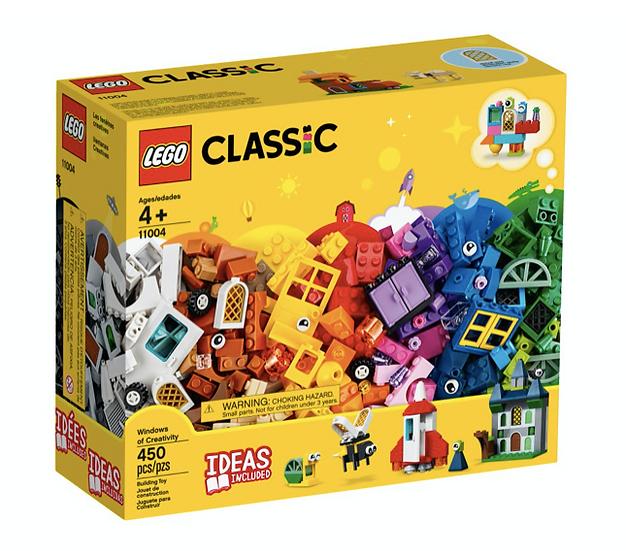 LEGO 11004 - Classic Ventanas Creativas