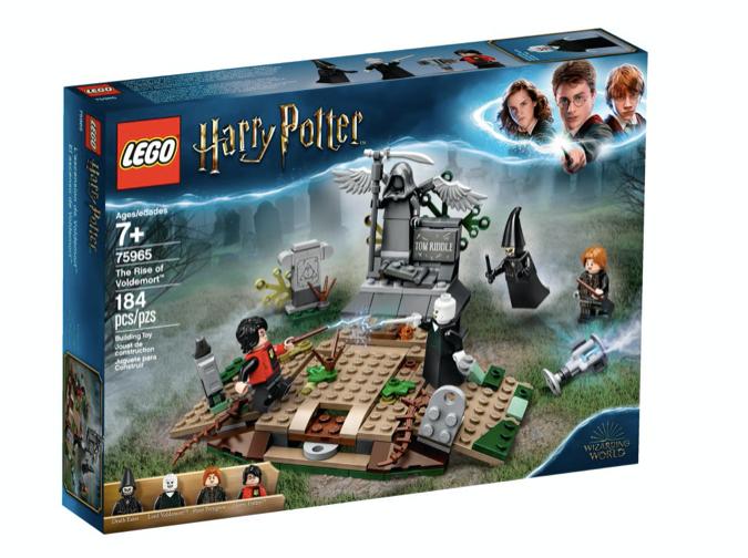 LEGO 75965 - Alzamiento de Voldemort™