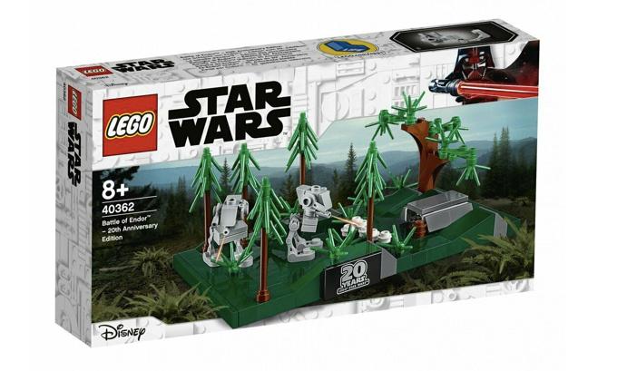 LEGO 40362 - La Batalla de Endor ™ Mikromodelo