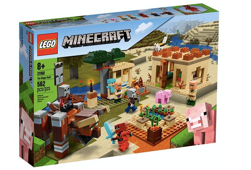 LEGO 21160 - La Invasión de los Illager