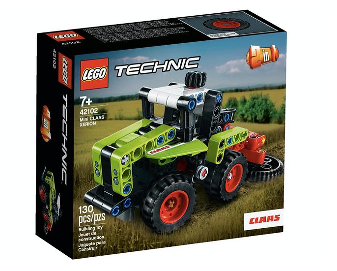 LEGO 42102 - Mini CLAAS XERION