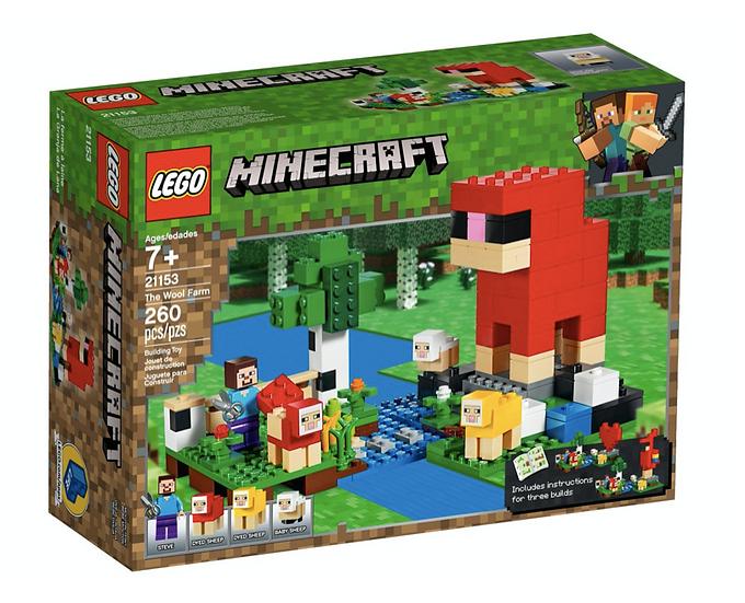 LEGO 21153 - La Granja de Lana