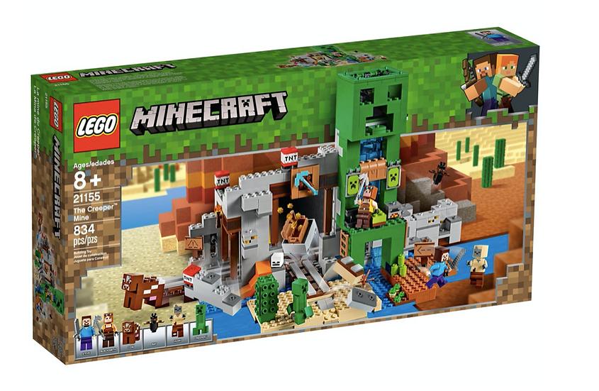 LEGO 21155 - La Mina del Creeper™
