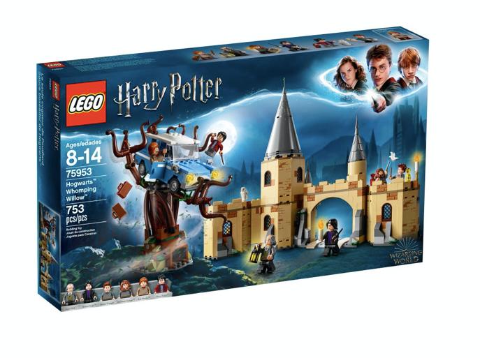 LEGO 75953 - Sauce boxeador de Hogwarts™