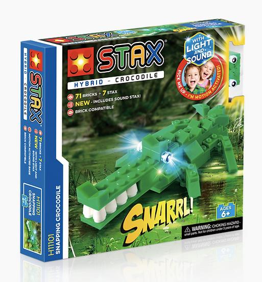 STAX - H11101 - Hybrid Cocodrilo de fijación