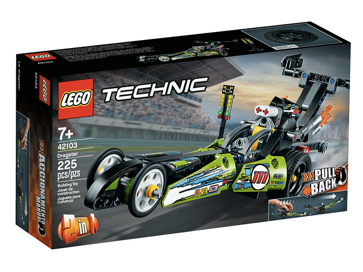 LEGO 42103 - Dragster
