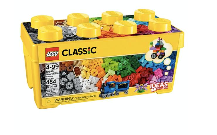 LEGO 10696 - Caja de Ladrillos Creativos Mediana LEGO®