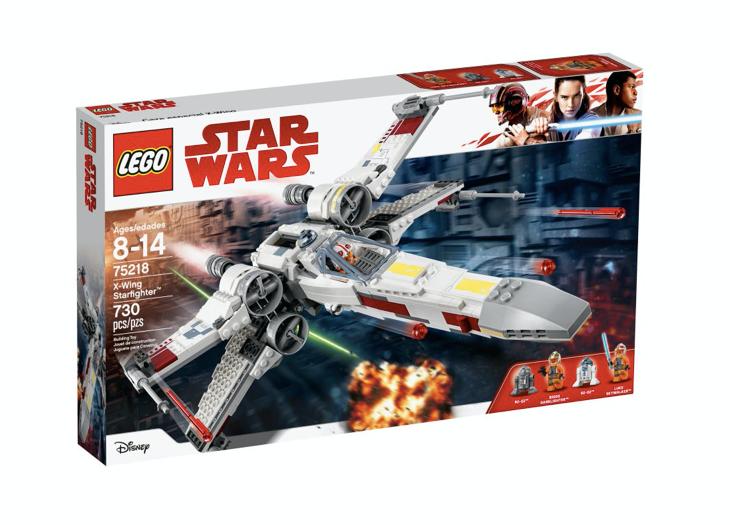 LEGO 75218 - Caza estelar Ala-X