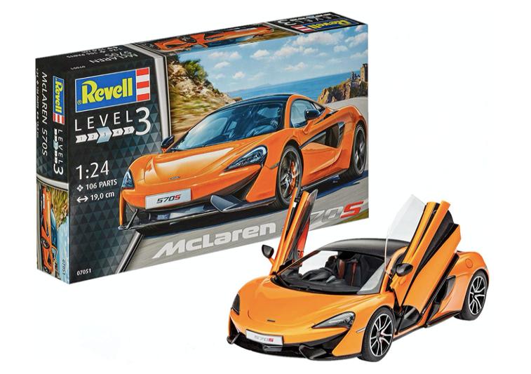 REVELL 07051 - McLaren 570S