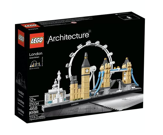 LEGO 21034 - Londres
