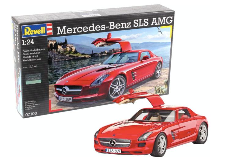 REVELL 07100 - Mercedes-Benz SLS AMG