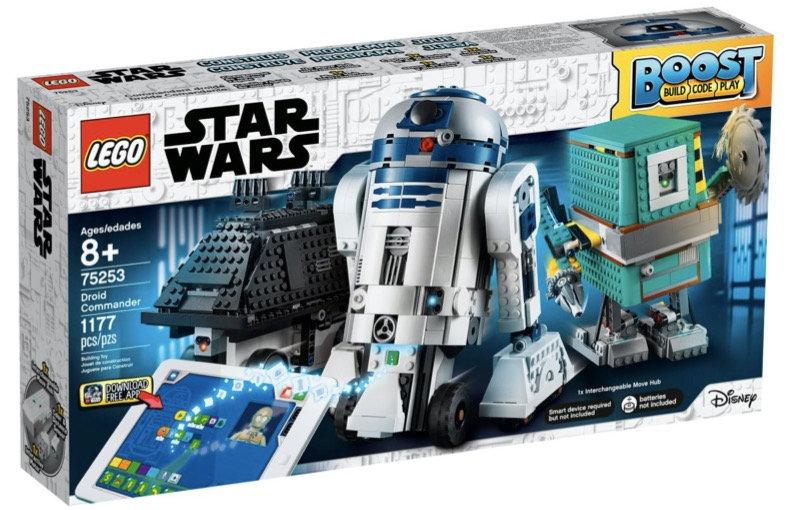 LEGO Boost 75253 - Comandante Droide
