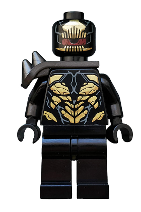 Minifig sh562 - Outrider