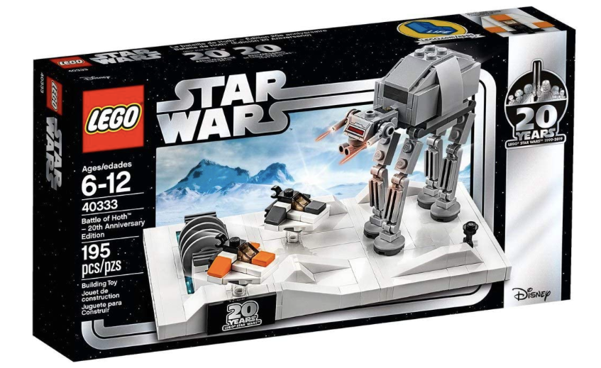 LEGO 40333 - Battle of Hoth -20th Anniversary