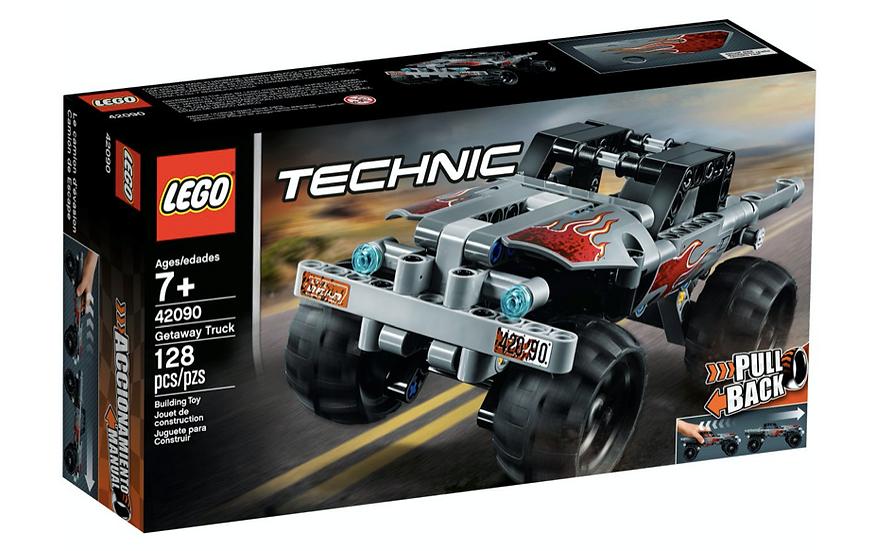 LEGO 42090 - Camión de Huida