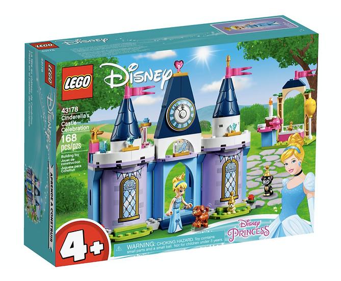 LEGO 43178 - Fiesta en el Castillo de Cenicienta