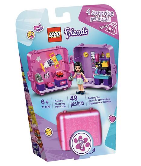 LEGO 41409 - Cubo-Tienda de Juegos de Emma
