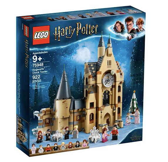 LEGO 75948 - Torre del Reloj de Hogwarts™