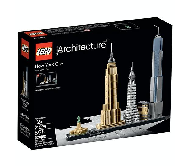 LEGO 21028 - Ciudad de Nueva York