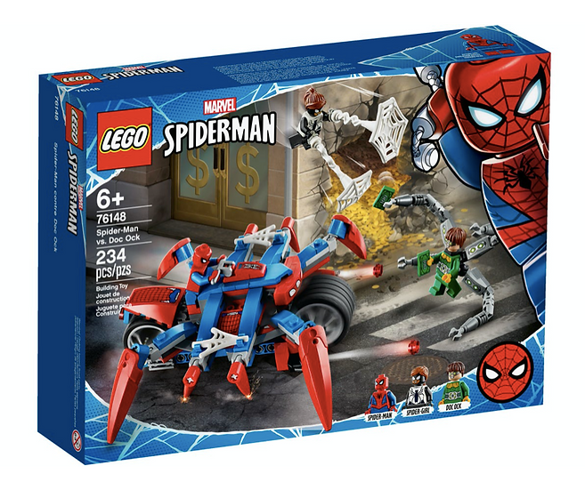 LEGO 76148 - Spider-Man vs. Doc Ock