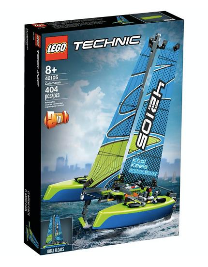 LEGO 42105 - Catamarán