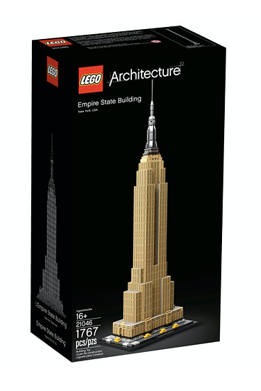 LEGO 21046 - Empire State Building