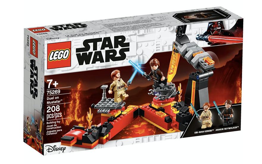 LEGO 75269 - Duelo en Mustafar™