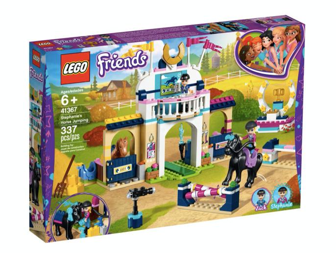 LEGO 41367 - Concurso de Saltos de Stephanie