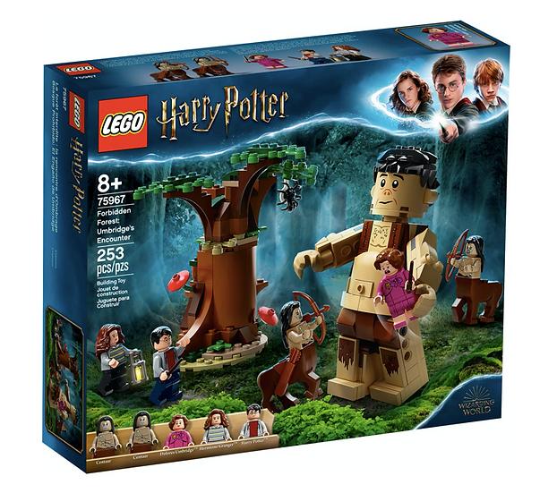 LEGO 75967 - Bosque Prohibido: El Engaño de Umbridge