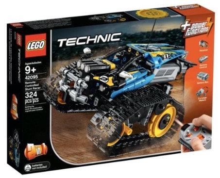 LEGO 42095 - Vehículo Acrobático