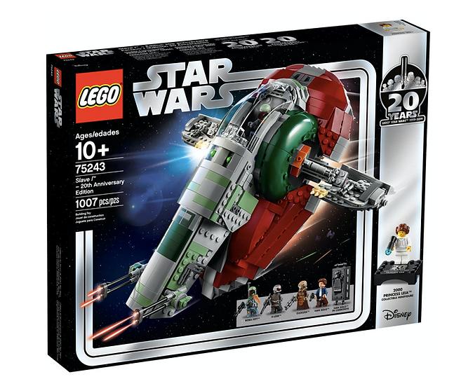 LEGO 75243 - Esclavo I (Edición 20 Aniversario)