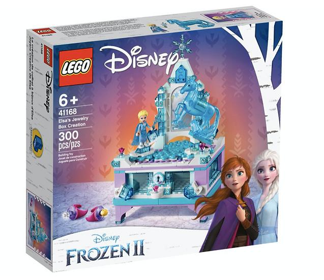 LEGO 41168 - FROZEN - Joyero Creativo de Elsa