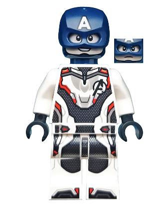 Minifig sh560 -Captain America