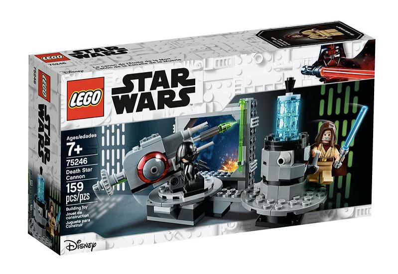 LEGO 75246 - Cañón de la Estrella de la Muerte
