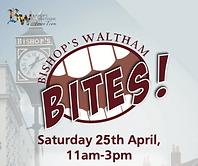 Sat 25th Apr: Bishop's Waltham Bites