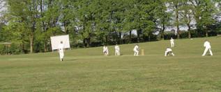 Curdridge Cricket team play here throughout the summer
