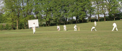 Curdridge Cricket team play here throughout the summer