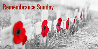 Sun 8th Nov: Remembrance Day Parade