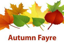 Sat 21st Nov: Autumn Fayre