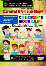 Sat 13th Jun: Bishop's Waltham Carnival & Show
