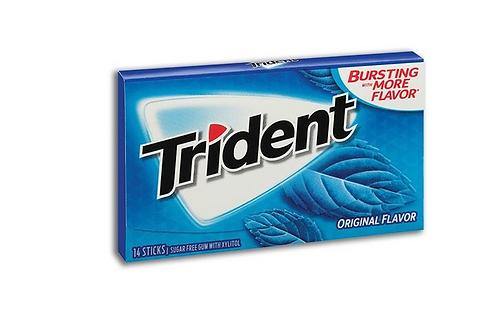Trident Gum, Assorted Flavors, 15 ct.