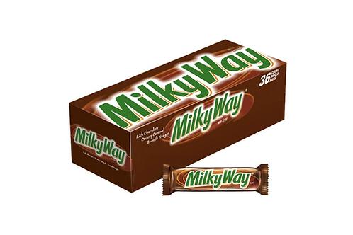 _Milky Way, Milk Chocolate Candy Bars, 36 ct.