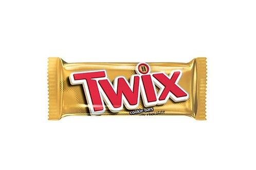 Twix, Caramel Chocolate Candy Bars, 36 ct.