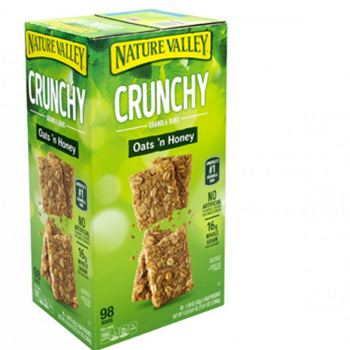 _Nature Valley, Oats 'n Honey, 48 ct.