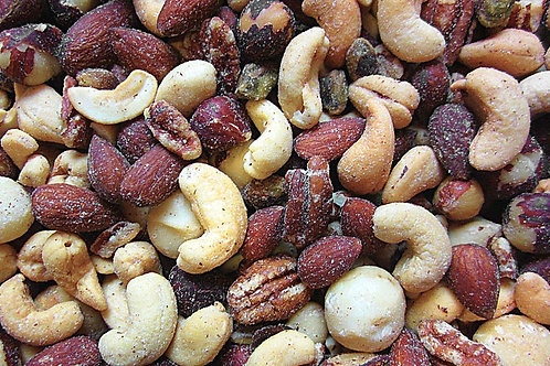 Charles, Six Star Nut Mix, 18 lb.