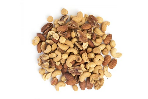 _Bazzini, Salted Competition Mix, With Peanuts, 4 lbs