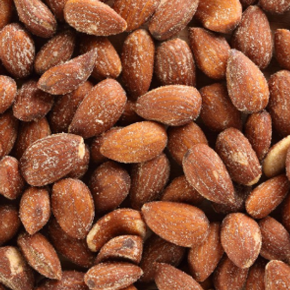 Almonds, Roasted/Salted, 20 lbs