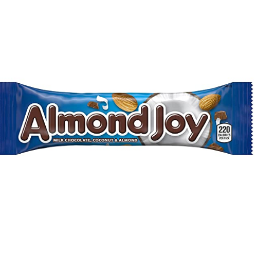 Almond Joy Candy Bars, 36 ct.