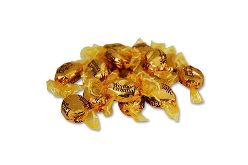 _Werther's, Caramel Candies, 18 lbs.